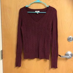 🎃2/$20🎃 Maroon Sweater